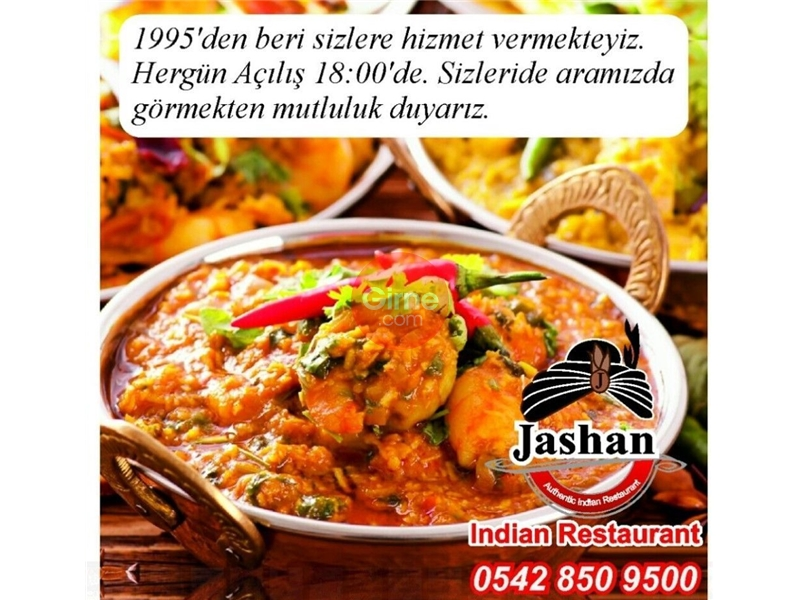 Jashan's Indian Restaurant North Cyprus